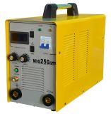 MIG 250f 415V 변환장치 Mosfet 믿을 수 있는 MIG 용접 기계
