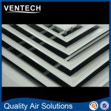 사각 4 방법 공기 유포자, 천장 사각 유포자에서 놓이는 알루미늄 HVAC