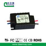 Certifié UL bas prix Driver de LED étanche 12W 45V 0,28 A