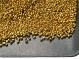 Vakuumtyp Körnchen, Maschine für Goldsilber Copperparticles produzierend