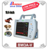 Monitor de Paciente múltiples parámetros para el Hospital Veterinario Servicio Veterinario, clínica, el monitor de paciente para los animales, productos veterinarios, Monitor de signos vitales