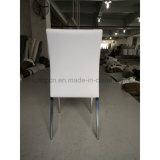 Cadeira de jantar de couro Stackable inoxidável durável do frame de aço (SP-LC210)