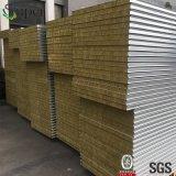 Mineralwärmeisolierung Rockwool Zwischenlage-Panel für Gebäude