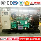 tipo insonoro del generador del LPG del motor de gas del generador del gas natural 50kw