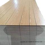 Papel acanalado de madera contrachapada superpuesta, BB/BB, bb/CC papel de calidad de muebles de madera contrachapada superpuesta