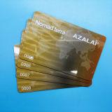 ISO 14443A MIFARE DESFire EV1 2KのプラスチックPVC RFIDカード
