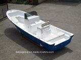 Liya Navire de pêche de 7,6 m en fibre de verre Bateau de pêche de loisir yacht de luxe