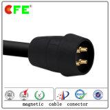 connettore di potere maschio rotondo del cavo di CC 4pin per il LED