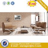 Vente chaude moderne salle de séjour canapé en cuir (HX-S328)