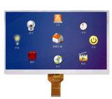 青いバックライトLCDのモジュールが付いているStn LCDの否定的な表示