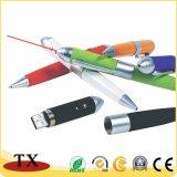 Unidade Flash USB de caneta Dom Logotipo personalizado