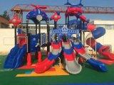 2018 вертолет тема горячая продажа детей игровая площадка на открытом воздухе оборудования (HS80701)