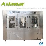 SUS304 Pure Eau de source minérale 3 en 1 flacon de machine de remplissage