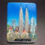 магнит холодильника 3D Polyresin для подарка сувениров Famoustourist