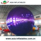 In het groot Kerstmis 5m de Purpere Bal van de Spiegel, de Kleurrijke Ballen van Kerstmis, de Ballons van de Fonkeling van de Disco van Kerstmis