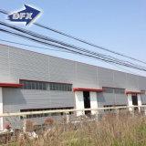 H 단면도 Prefabricated 건물 강철 물자 작업장 구조