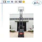 Niedrige Pflege LPG 25 2.5t 3m/6m Gas und Benzin-Gabelstapler für Kleidungs-Fabrik