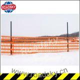 Rete fissa di plastica della rete metallica della neve della barriera all'ingrosso di sicurezza