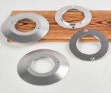 Tourner l'usinage CNC avec l'aluminium // le matériel en acier inoxydable en laiton
