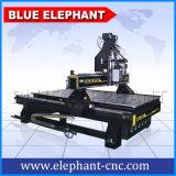 높은 안정되어 있는 중국 Multi-Spindle CNC 대패 절단 경제 가격을%s 가진 목제 문 디자인 기계
