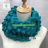 Самые новые женщины зимы грелку шеи безграничности Ananas связанную шарфом