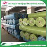 공급자 PP Spunbond 직물 다채로운 Fujian 부직포 직물