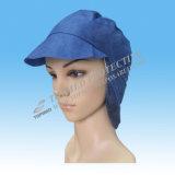 Wegwerfgaststätte-Hüte, Form Checf Hüte, nicht gesponnener Chef-Hut