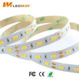Bianco luminoso eccellente 60LED/m 12V SMD 5730 di Istruzione Autodidattica 80 indicatore luminoso di striscia dei 5630 LED