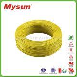Fio elétrico do PVC da isolação de alta temperatura, 1015