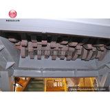 고형 폐기물을%s 폐기물 드럼 슈레더 또는 슈레더