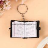 도매 아랍 열쇠 고리 소형 성서 모양 Keychains