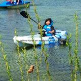 Ein Sitz sitzen auf Spitzenfischen-Kanu-surfendem Kajak für Verkauf