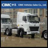 필리핀을%s Sinotruk HOWO A7 420HP 10wheeler 6X4 트랙터 트럭
