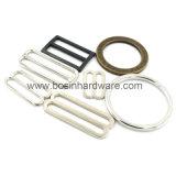 Kundenspezifischer Metallbeutel-Faltenbildung-D-Klipp