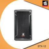 12 hölzerner Schrank-passiver Lautsprecher Stx-12 des Zoll-1200W