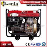 Bom preço 2.0Kw/Dfl 2,2 kw170 gerador a diesel com marcação ISO9001