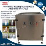 Automatische runde Flasche Unscrambler für Chemikalie (YL-20)