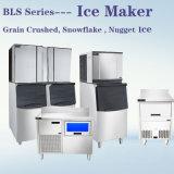 Creatore di ghiaccio schiacciato grano di figura della pepita di figura del fiocco di neve del ghiaccio