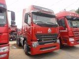 HOWO A7 견인 트럭 420HP 트랙터 트럭