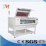 Kundenspezifischer CO2 Laser-Ausschnitt-Scherblock mit abkühlender Warnung (JM-1080H-C)