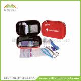 卸し売り工場カスタム携帯用小さい旅行エヴァの救急処置ボックス