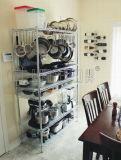DIY из нержавеющей стали для установки в стойку на кухне K/D (CJ12035150A3C)