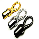 Vente à chaud en acier inoxydable pivotant Pet mousqueton pour sac de la chaîne d'accessoires (BL3382)