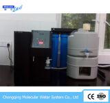 circuito de agua desionizado RO/Di de los equipos de laboratorio 10lph