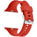De in het groot Band van de Vervanging van het Horloge voor de Riemen van de Riemen van de Pols van de Sport van het Silicone van het Horloge van de Appel