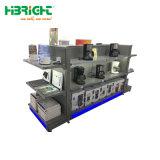 Cremagliera personalizzata della mensola del supermercato del metallo di prezzi di fabbrica per l'elettrodomestico