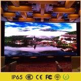 LED 영상 스크린 전시를 광고하는 현재 재고 실내 P4