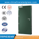 UV Paint Powder Coated/Wood Grain Likness Thermal Transfer를 가진 화재 Rated Steel Fire Doors