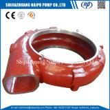 27%のクロム白い鉄の金属の置換のスラリーポンプスペアー