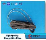 Abrazadera plástica de la cuña (cable Dia> de ADSS: 8.0~20m m)